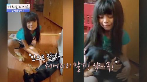 2년 전 사라진 강아지와 '기적의 재회'