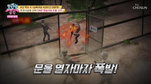 준전시상태 선포♨ 'DMZ 목함지뢰 도발 사건'의 진실