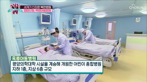 세계가 인정한 北 【옥류아동병원&평양산원】