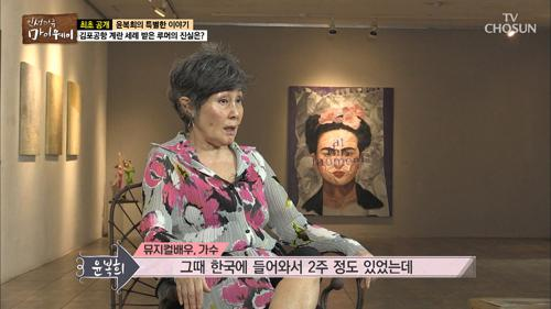 김포공항 계란 세례 받은 윤복희의 루머! 그 진실은?