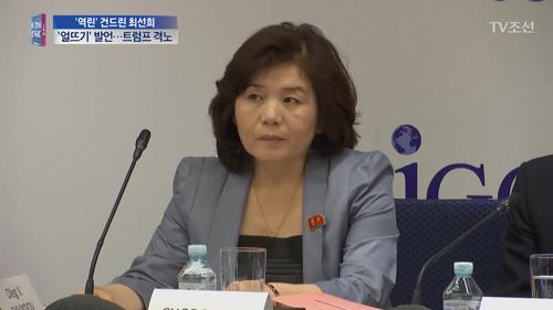 김정은, 미북정상회담 무산에 최선희 책임 물을까?