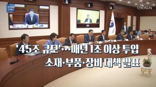 """'블랙먼데이'…文 """"남북 간 경제협력으로 해결"""""""