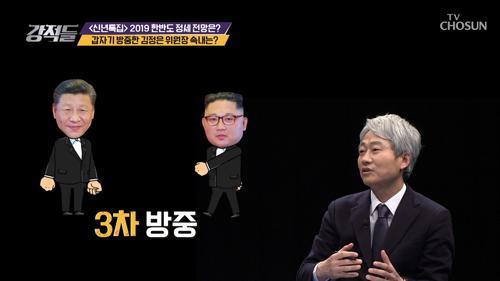 당연한 절차? 갑자기 방중한 북한의 속내는?