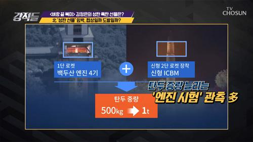 벼랑 끝에 선 북미관계! 김정은의 폭탄 선물?