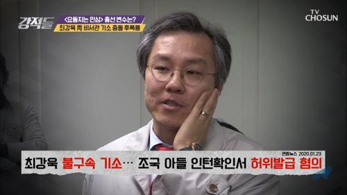 """최강욱 靑비서관 기소 충돌 후폭풍 """"무엇보다 자숙이 먼저"""""""