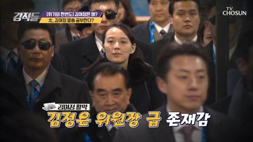 공식적 2인자 위치? 김여정 한마디는 곧 말씀!