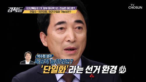 '대선 전초전' 4.7 재보궐 선거 민심의 향배는? TV CHOSUN 210109 방송