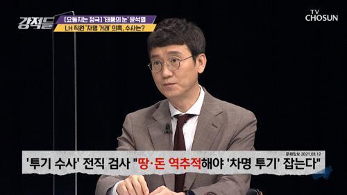 ▸차명 거래◂ 묘목 공급 업체부터 역추적 수사 必 TV CHOSUN 210313 방송