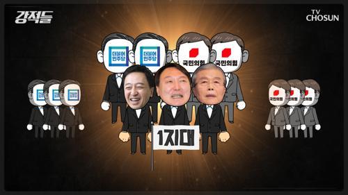 정치권 들썩이는 '날 선 발언'의 김종인 前 위원장.. 그 이유는? TV CHOSUN 210424 방송